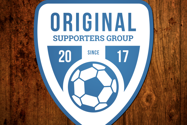 SoccerCity: Original Supporters Group Logo