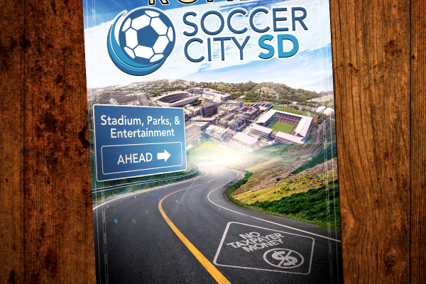 SoccerCity SD: The Road to SoccerCity Poster