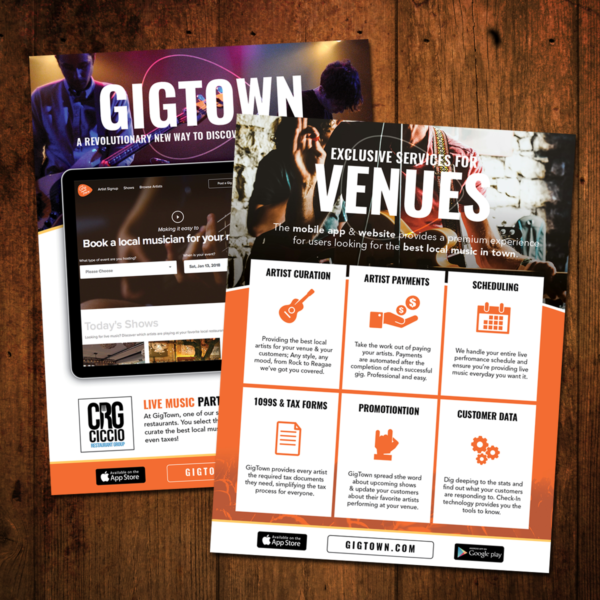GigTown: Two-Pager