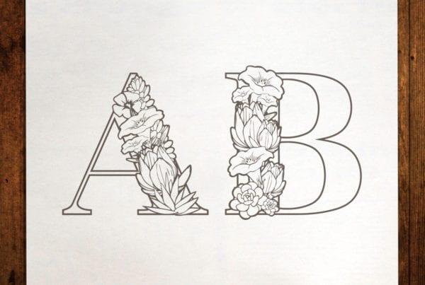 John Wolfe Compton | Alexa Brynne Logo