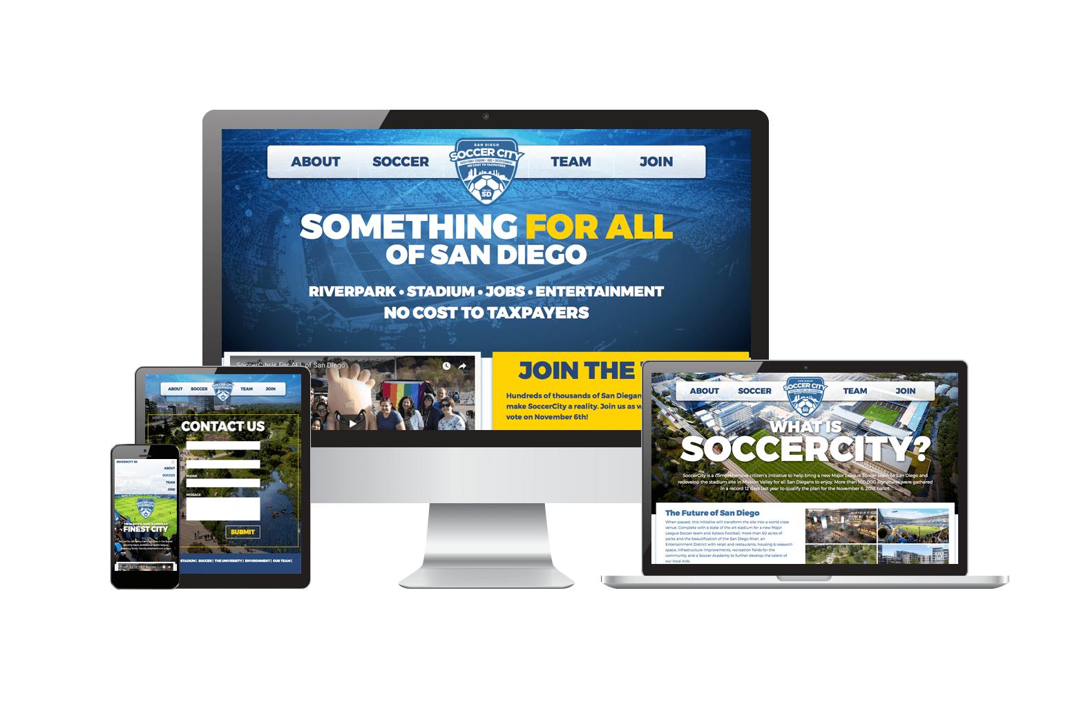 John Wolfe Compton | SoccerCity SD Website