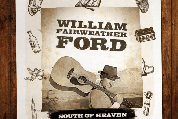 John Wolfe Compton | William Fairweather Ford Album Cover
